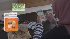 Makaroni Bonju | Cara Komunikasi dengan Pelanggan