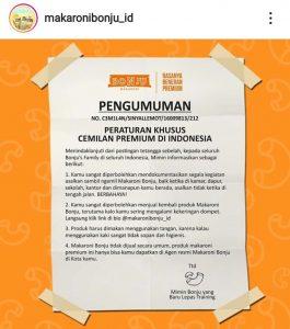 Makaroni Bonju | Cara Cepat Supaya Akun Instagram Berkembang