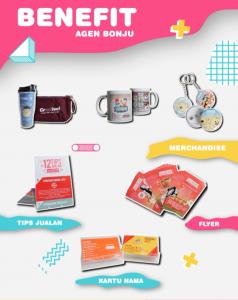 Makaroni Bonju | Yuk, Cobain Strategi Promosi dengan Kekuatan Merchandise!