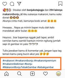 Panduan & Tips Untung Pasang Iklan di Instagram Ads | Makaroni Bonju